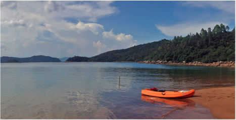 Hong Kong Kayaking Tours