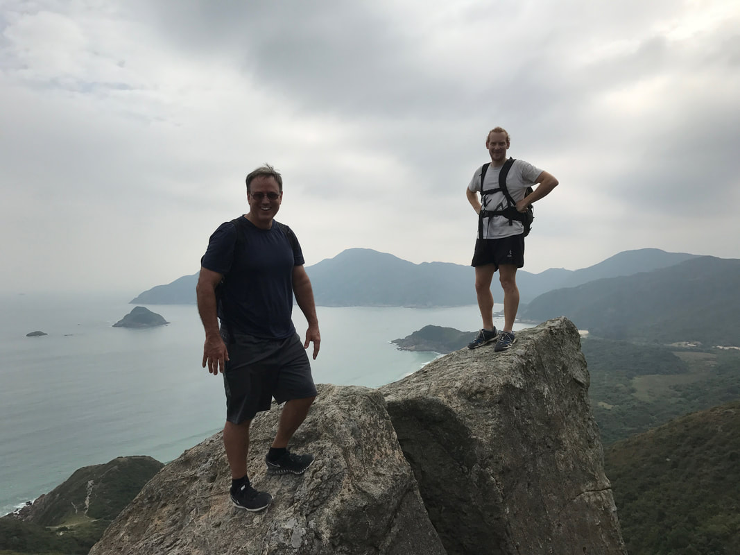 Hong Kong Hiking